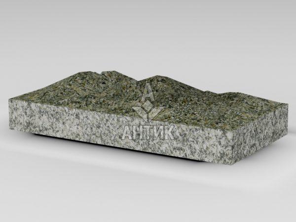 Плитка из Старобабанского гранита 400x200x50 колотая фото