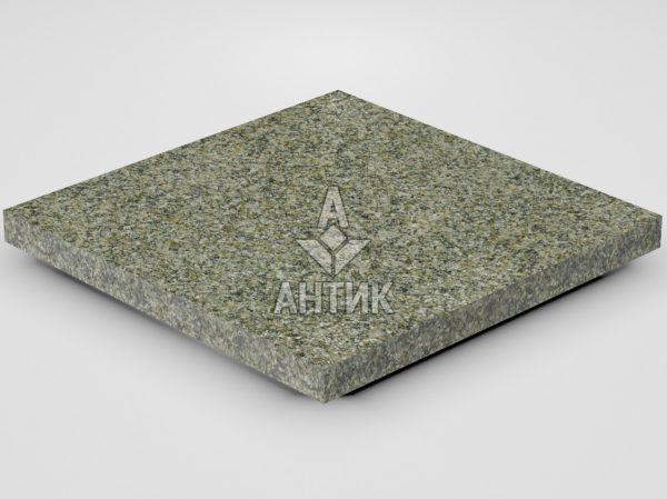 Плитка из Старобабанского гранита 400x400x30 термообработанная фото
