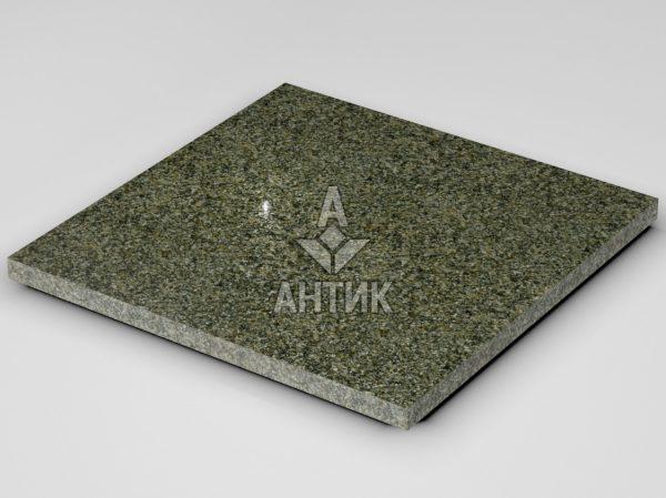 Плитка из Старобабанского гранита 600x600x30 полированная фото