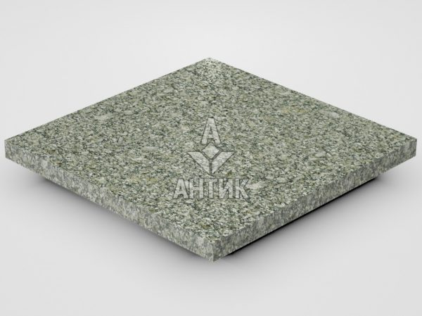 Плитка из Танского гранита 300x300x20 термообработанная фото