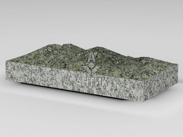Плитка из Танского гранита 400x200x50 колотая фото