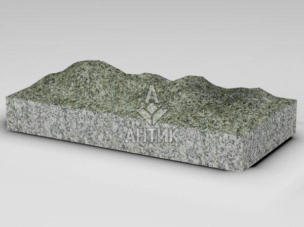 Плитка из Танского гранита 600x300x80 колотая фото