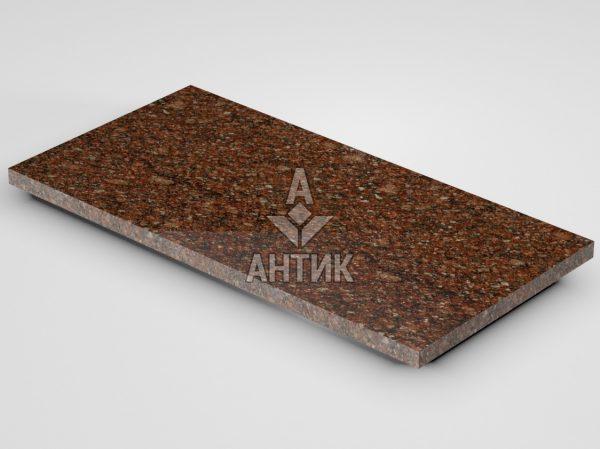 Плитка из Токовского гранита 600x300x20 полированная фото