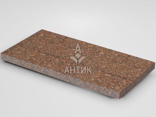 Плитка из Токовского гранита 600x300x30 термообработанная фото