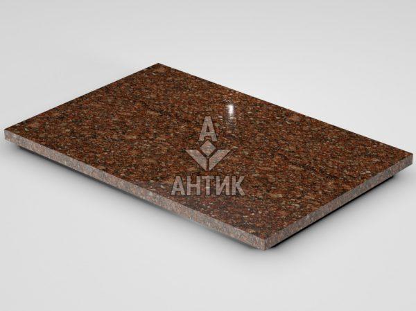 Плитка из Токовского гранита 600x400x20 полированная фото