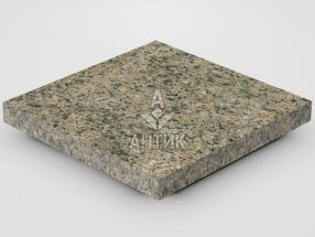 Плитка из Васильевского гранита 300x300x30 термообработанная фото