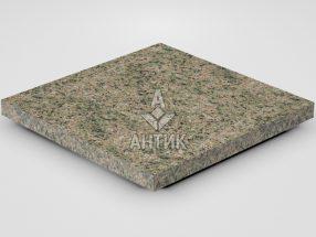 Плитка из Васильевского гранита 400x400x30 термообработанная фото