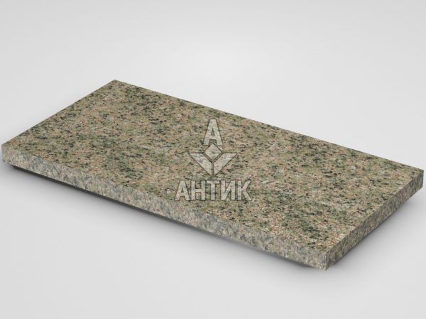 Плитка из Васильевского гранита 600x300x30 термообработанная фото