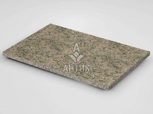 Плитка из Васильевского гранита 600x400x20 термообработанная фото