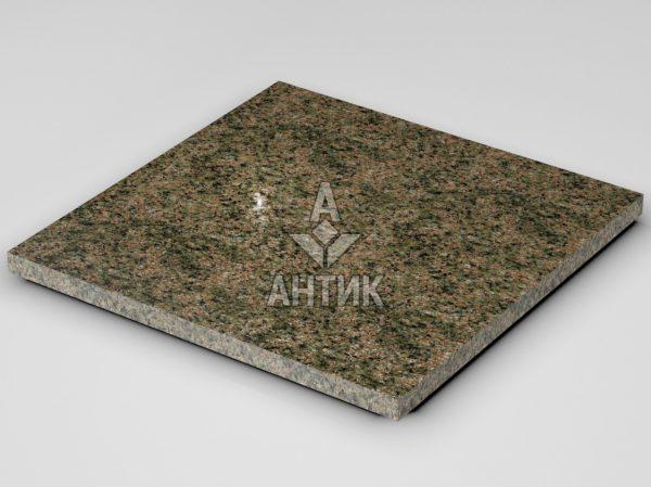 Плитка из Васильевского гранита 600x600x30 полированная фото