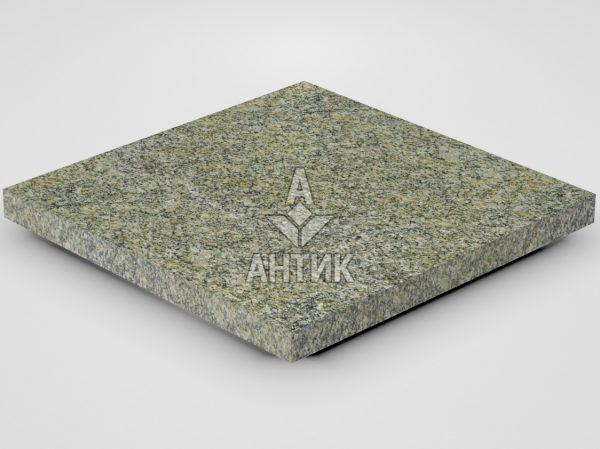 Плитка из Янцевского гранита 400x400x30 термообработанная фото