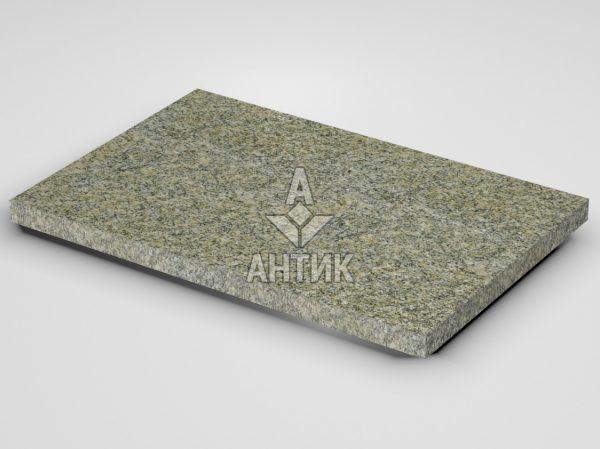 Плитка из Янцевского гранита 600x400x30 термообработанная фото