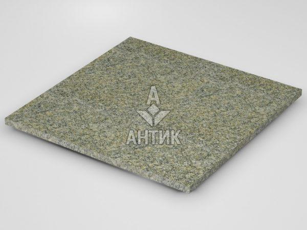 Плитка из Янцевского гранита 600x600x20 термообработанная фото