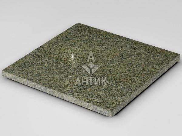 Плитка из Янцевского гранита 600x600x30 полированная фото