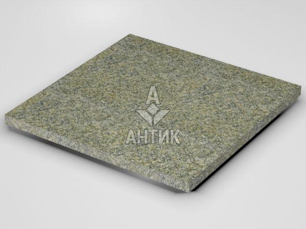 Плитка из Янцевского гранита 600x600x30 термообработанная фото
