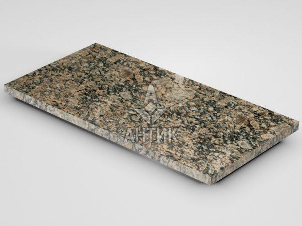 Плитка из Юрьевского гранита 600x300x20 полированная фото