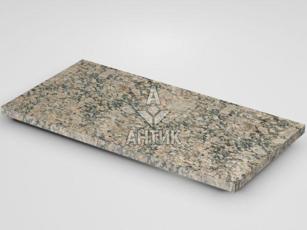 Плитка из Юрьевского гранита 600x300x20 термообработанная фото