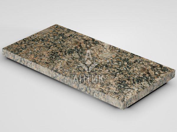 Плитка из Юрьевского гранита 600x300x30 полированная фото