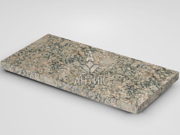 Плитка из Юрьевского гранита 600x300x30 термообработанная фото