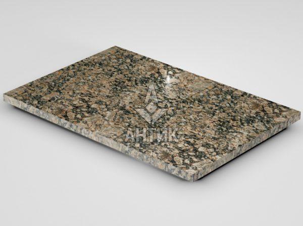 Плитка из Юрьевского гранита 600x400x20 полированная фото