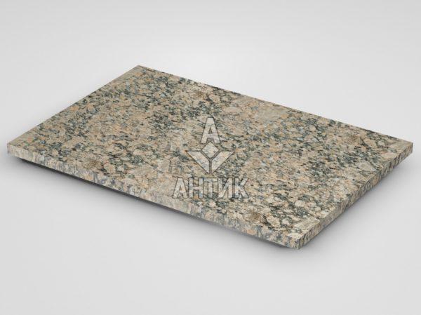 Плитка из Юрьевского гранита 600x400x20 термообработанная фото