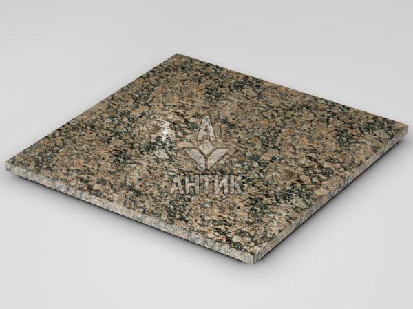 Плитка из Юрьевского гранита 600x600x20 полированная фото