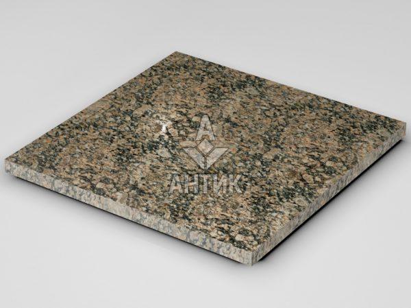 Плитка из Юрьевского гранита 600x600x30 полированная фото