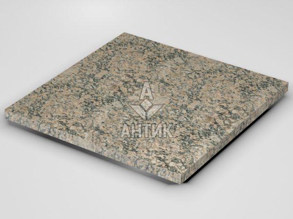 Плитка из Юрьевского гранита 600x600x30 термообработанная фото