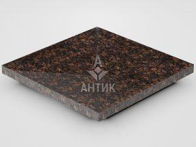 Плитка из Жадановского гранита 300x300x20 полированная фото