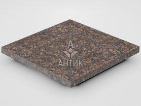 Плитка из Жадановского гранита 300x300x20 термообработанная фото