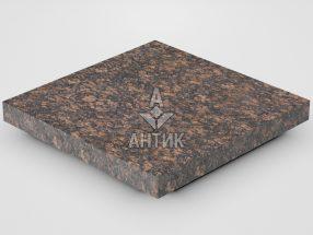 Плитка из Жадановского гранита 300x300x30 термообработанная фото