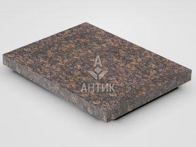 Плитка из Жадановского гранита 400x300x30 термообработанная фото