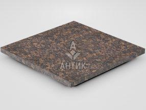Плитка из Жадановского гранита 400x400x20 термообработанная фото