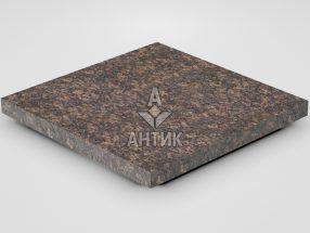 Плитка из Жадановского гранита 400x400x30 термообработанная фото