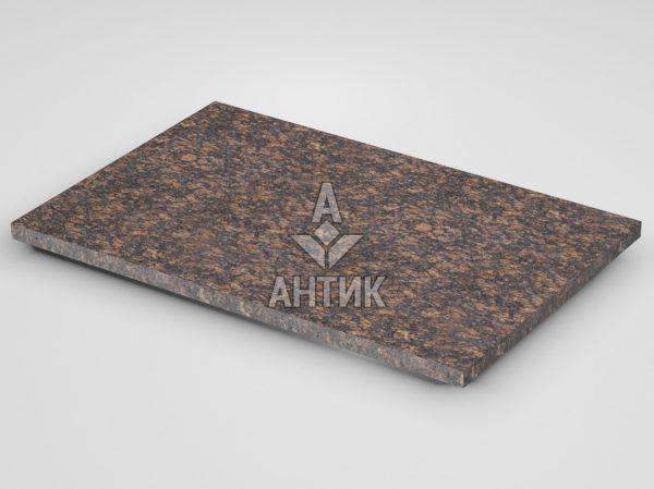 Плитка из Жадановского гранита 600x400x20 термообработанная фото