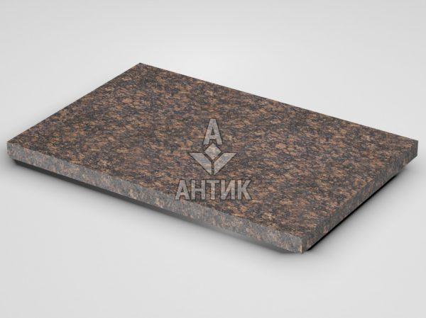 Плитка из Жадановского гранита 600x400x30 термообработанная фото