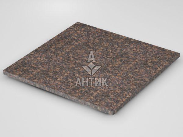 Плитка из Жадановского гранита 600x600x20 термообработанная фото