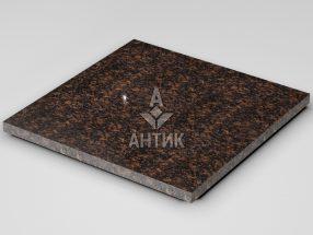 Плитка из Жадановского гранита 600x600x30 полированная фото