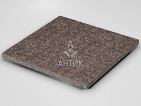 Плитка из Жадановского гранита 600x600x30 термообработанная фото