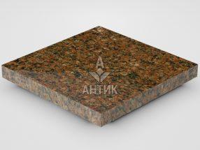 Плитка из Жадковского (Корецкого) гранита 300x300x30 полированная фото