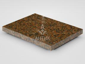 Плитка из Жадковского (Корецкого) гранита 400x300x30 полированная фото
