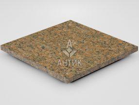 Плитка из Жадковского (Корецкого) гранита 400x400x20 термообработанная фото