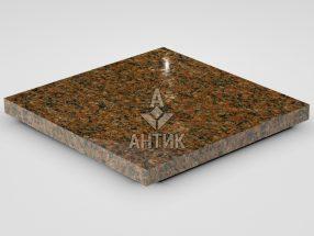 Плитка из Жадковского (Корецкого) гранита 400x400x30 полированная фото