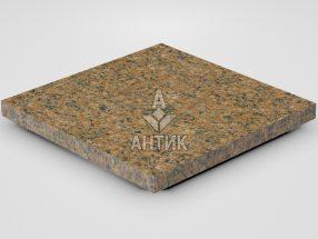 Плитка из Жадковского (Корецкого) гранита 400x400x30 термообработанная фото