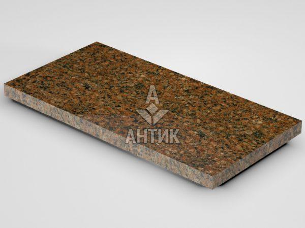 Плитка из Жадковского (Корецкого) гранита 600x300x30 полированная фото