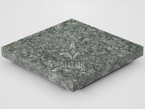Плитка из Жежелевского гранита 300x300x30 термообработанная фото