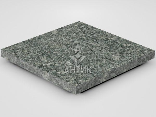 Плитка из Жежелевского гранита 400x400x30 термообработанная фото