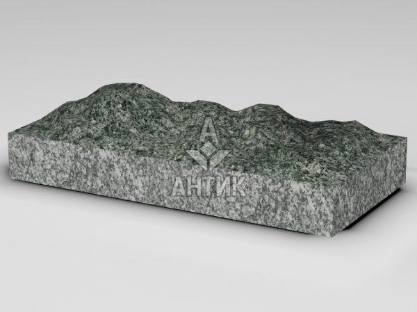 Плитка из Жежелевского гранита 600x300x80 колотая фото