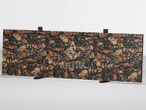 Сляб из Брусиловского гранита 2000x600x30 полированный фото