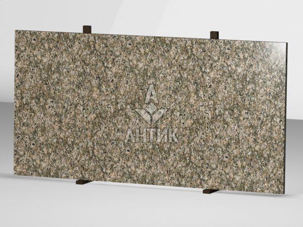 Сляб из Дидковичского гранита 2000x1000x30 полированный фото